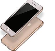 360 градусов максимальную защиту тонкий беспрепятственное TPU мягкий случай телефона для iphone 6 6s плюс