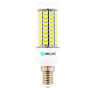 preiswerte -6W E14 LED Mais-Birnen T 99 Leds SMD 5730 Warmes Weiß Kühles Weiß 550lm 6000-6500;3000-3500K AC 220-240V