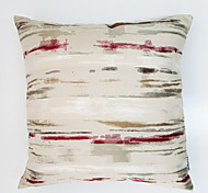 cheap -1 pcs Polyester Pillow Cover, Striped Traditional/Classic