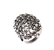 Women's Statement Rings Fashion Costume Jewelry Gold Plated Jewelry For Party