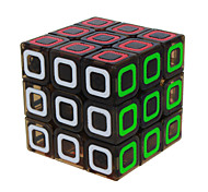 Rubik's Cube QIYI Dimension Smooth Speed Cube 3*3*3 Magic Cube Professional Level Speed ABS Square New Year Children's Day Gift