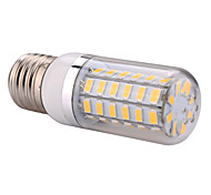 cheap -YWXLIGHT® 1200 lm E14 E26/E27 LED Corn Lights T 60 leds SMD 5730 Warm White Cold White AC 110-130V AC 220-240V