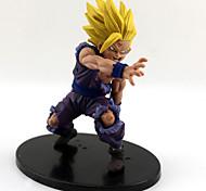 Dragon Ball Son Gohan PVC 12CM Anime Action Figures Model Toys Doll Toy