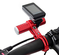 Bike Mount CNC Aluminum Alloy Bike Bicycle Handlebar Extender Extension Mount Holder for Stopwatch Flashlight