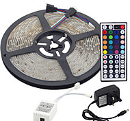 abordables -Tiras de Luces RGB Sets de Luces Tiras LED Flexibles LED RGB Control remoto Cortable Regulable Color variable Auto-Adhesivas Conectable