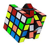 Недорогие -Кубик рубик QIYUAN 161 4*4*4 Спидкуб Кубики-головоломки головоломка Куб профессиональный уровень Скорость ABS Квадратный Новый год День