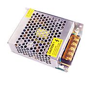 Высокое качество 12V 5A 60W Постоянное напряжение AC / DC Импульсный блок питания конвертер (110-240В до 12В)