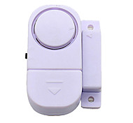 Magnetic Door And Window Alarm Windows Sensory Security Detectors Small Size