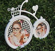 Creative Picture Frame Bike Style Couple Or Children Modern Photo Frame Tabletop Wedding Decor  Gifts