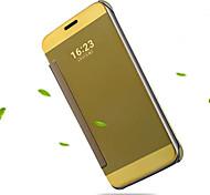 Недорогие -классические металлические зеркала для мобильных телефонов для lg g5 корпусов / чехлы для lg