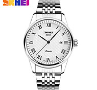 Women's Dress Watch Female Models Fashion Stainless Steel Quartz Watch Waterproof Calend(Assorted Colors) Cool Watches Unique Watches Strap Watch