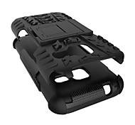 Für Samsung Galaxy Hülle Stoßresistent / mit Halterung Hülle Rückseitenabdeckung Hülle Panzer PC Samsung J1 Mini