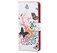 Dustproof / Pattern Flower PU Leather Soft Hockey, classic design Case Cover For ZTE Blade A510/Blade L5 Plus/Axon 7