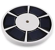 cheap -Waterproof Solar Light  Flagpoles 26 LED Solar Lamp Top Mount for Yard Camping Garden Decor