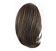 Недорогие -На клипсе Конские хвостики Медведь-коготь / челюсть Искусственные волосы Волосы Наращивание волос Кудрявый
