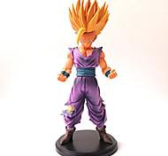 PVC Anime Dragon Ball Z Action Figures Master Stars Piece The Son Gohan Super Saiyan dragonball z figurine children toy