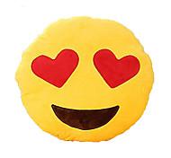 Недорогие -Мягкие игрушки Фаршированная подушка Игрушки Emoji Новинки Мальчики Девочки Куски