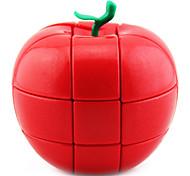 Кубик рубик YongJun Спидкуб 3*3*3 Скорость профессиональный уровень Кубики-головоломки Apple Новый год Рождество День детей Подарок
