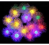 Недорогие -LED прожекторы Водонепроницаемый Тёплый белый Естественный белый Разные цвета <5V