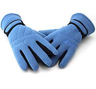 Недорогие -мотоцикл флисовые перчатки скольжения флисовые перчатки теплые перчатки более толстый анти-УФ дышащая износ землетрясения не скользит
