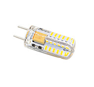 cheap -4W 350-380 lm G6.35 LED Bi-pin Lights T 3014 leds SMD 3014 Decorative Warm White Cold White AC 12V