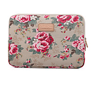 "cheap -14.1"" 15.6"" Peony pattern Laptop Cover Sleeves Shakeproof Case for Macbook,Surface,HP,Dell,Samsung,Sony,Etc"
