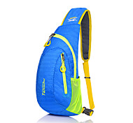 10 L Shoulder Bag Chest Bag for Leisure Sports Traveling Running Sports Bag Waterproof Multifunctional Running Bag