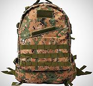 Недорогие -25L рюкзак Водонепроницаемость Оксфорд Хаки ACU Цвет CP Color Джунгли камуфляж Digital Desert
