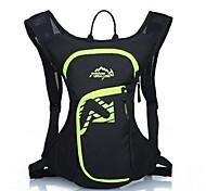 12l L Велоспорт Рюкзак рюкзак для Спорт в свободное время Путешествия Бег Спортивные сумки Светоотражающая лента Водонепроницаемость