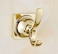 Недорогие -Крючок для халата Современный Латунь 1 ед. - Гостиничная ванна