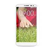 Недорогие -высокая прозрачность матовый ЖК-экран протектор для LG G2 Mini (3 шт)