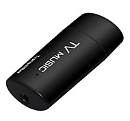 cheap -USB Bluetooth Audio Transmitter Wireless Portable Transmitter for Bluetooth Headset And Speaker