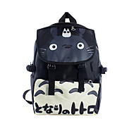 Bag Inspired by My Neighbor Totoro Cosplay Anime Cosplay Accessories Bag / Backpack Black Nylon Male / Female