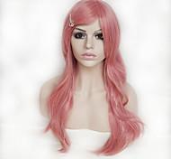 Недорогие -жен. Парики из искусственных волос Без шапочки-основы Естественные кудри Парики для косплей Карнавальные парики
