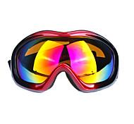 мужские и женские профессиональные одиночные лыжные очки