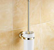 Toilet Brush Holder Antique Brass 10 20 Toilet Brush Holder
