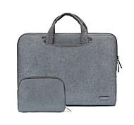 "Handbag for Macbook 12"" Macbook Air 11""/13"" MacBook Pro 13""/15"" Solid Color Nylon Material Ultra Thin Water Resistance Nylon Laptop Handbag"