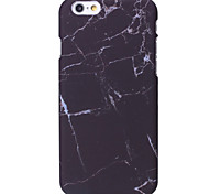 cheap -Creative Art Painted Marble Relief PC Phone Case for iPhone 5/5S/SE/6/6S/6S Plus/6S Plus