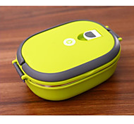 1 Kitchen Stainless Steel Lunch Box