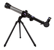 20-40X Astronomical Telescope Telescopes Toys Portable Adjustable Simulation 1 Pieces Kids Gift