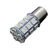 10x красный тысячу сто пятьдесят семь BAY15D 5050 27-SMD светодиодные лампы хвоста тормозной очередь свет 7528 +2057 1157a