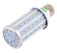 YWXLight® 25W E26/E27 LED Corn Lights 72 SMD 5730 2000-2200 lm Warm White Cold White Decorative AC 85-265 AC 220-240 AC 1pc