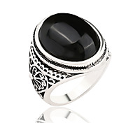 cheap -Women's Ring Black Red Stylish Vintage Casual Fashion Wedding Party Party / Evening Daily Casual Costume Jewelry