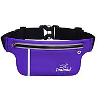 L Hüfttaschen Handy-Tasche Gürteltasche für Radsport/Fahhrad Laufen Sporttasche Multifunktions Telefon/Iphone Schließen Körper Leicht