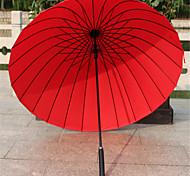 24K Full Color Large Bone Umbrella Umbrella Business Super Wind Ultraviolet