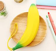 силиконовый банан дизайн мешок ручки