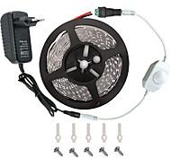 свет водить комплект полосы -3528 -300 СИД включает 3а источник питания (36 Вт) и диммер - разъем света светодиодные ленты