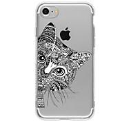 Cat 1 TPU Case For Iphone 7 7plus 6s/6  6plus/6s plus iPhone Cases