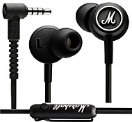 MODE HiFi Bass earphones In-Ear Earbuds Earphones  Stereo Sound  with Mic for MP3 / MP4 / Smartphone for iphone