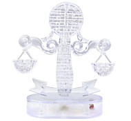 Недорогие -3D пазлы Пазлы Хрустальные пазлы Игрушки 3D Хрусталь 42 Куски